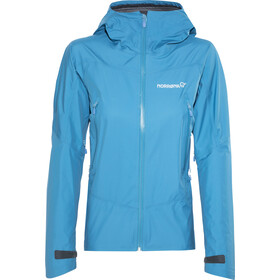 Norrøna Falketind Gore-Tex Jacket Damen blue moon